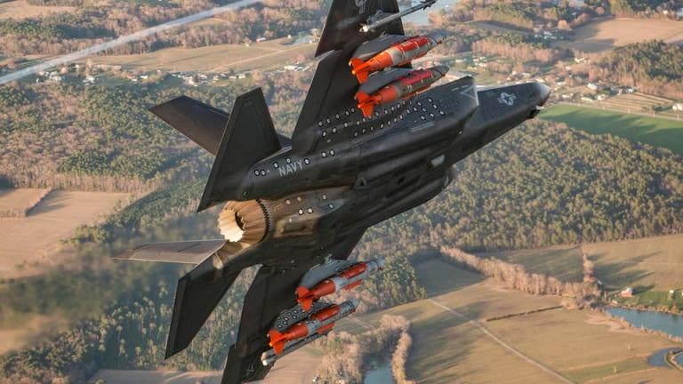 """Fighter Pilots Say F-35 """"Sensing, Targeting & Computing"""" Destroys Enemies"""
