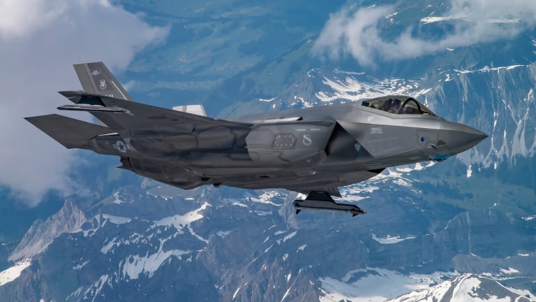 Russia: Is the F-35 Stopping Russia From Invading the Baltics?