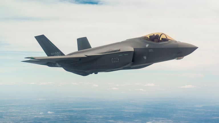 Could South Korean F-35s Destroy a North Korean Attack?