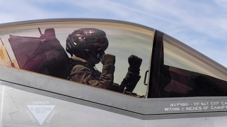 """F-35 Pilots: """"Pilot Survivability is Arguably the Most Significant Advantage of the F-35."""""""