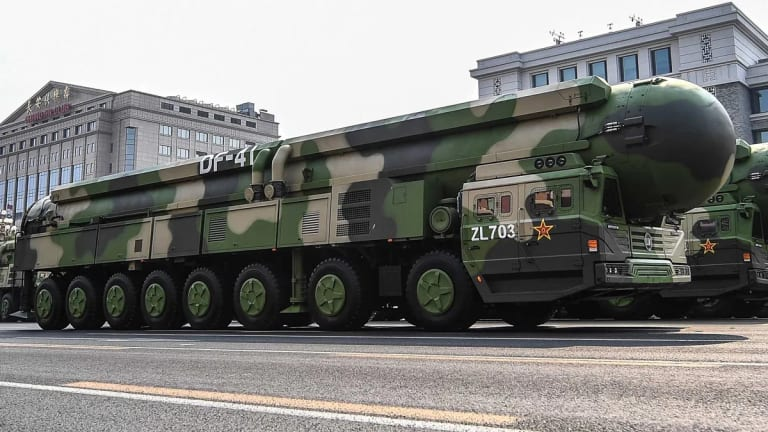 Will China Replace Russia as Top Nuclear Adversary?