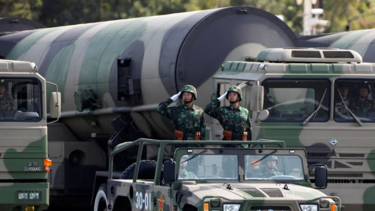 China ICBM Missile Production: Implications for the US Nuclear Deterrent