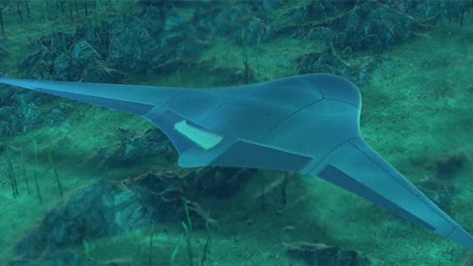 DARPA Finds New Power Supply for Undersea Navy Drones