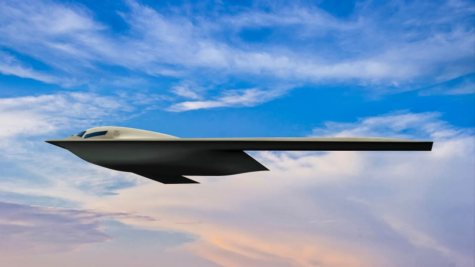How Stealthy B-21 and B-2 Bombers Evade Enemy Fire