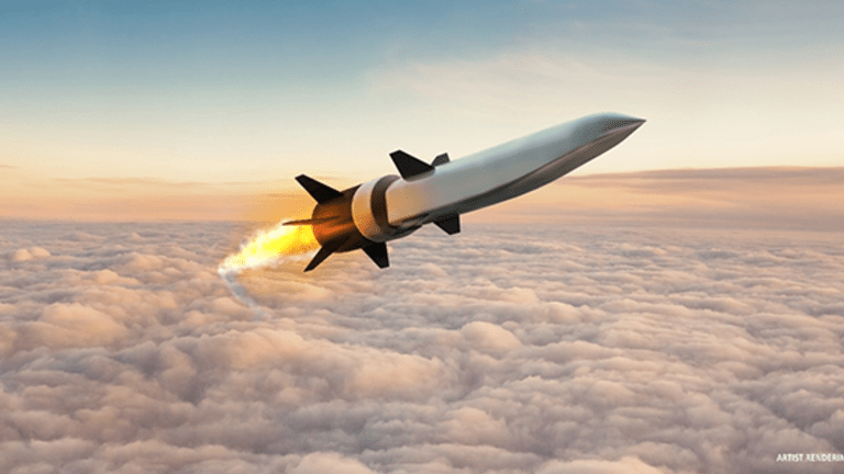 """U.S. """"Hypersonic Air Breathing Weapons Concept"""" Successfully Takes Flight"""