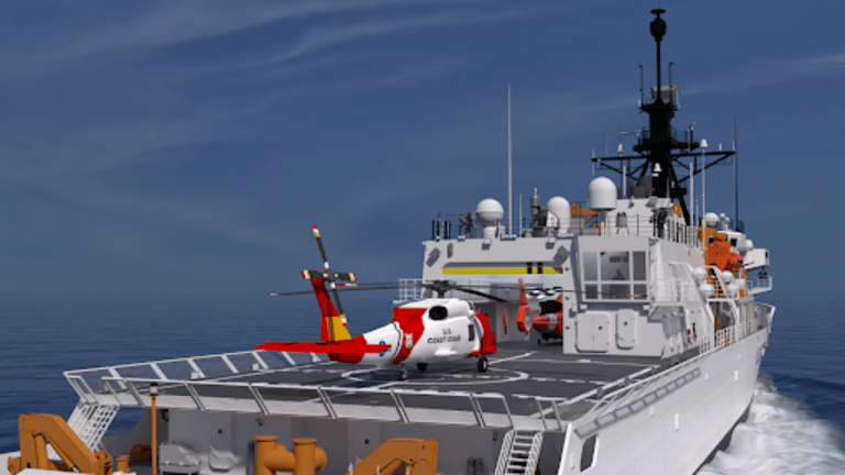 New Coast Guard OffShore Patrol Cutter - Expands Homeland Defense