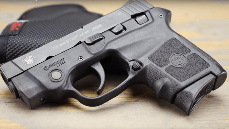 Smith & Wesson M&P Bodyguard: The Best Subcompact Gun of All Time?