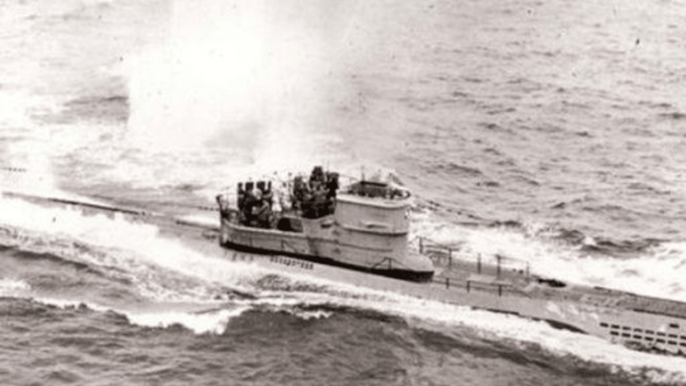 The Forgotten Tale of How Allied Bombers Chased a German Sub to Its Doom