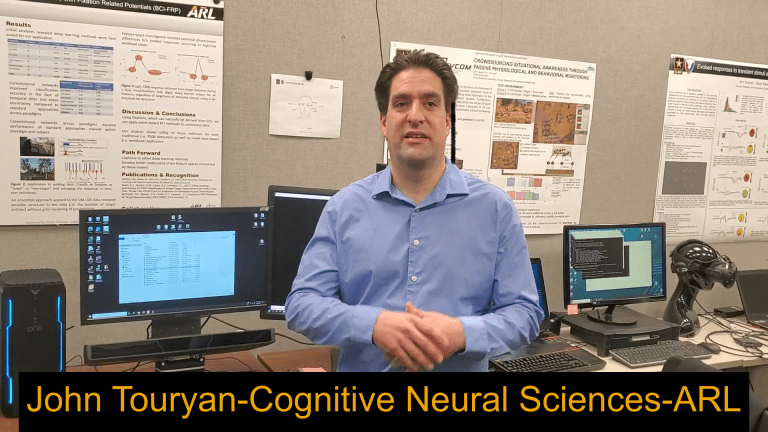 VIDEO: Army Scientists Explain New AI-Human Brain Sensing