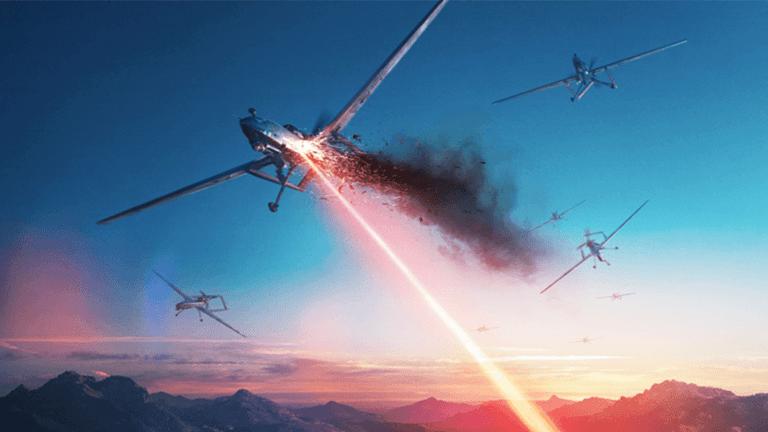 Pentagon Prepares to Fight-Off Massive Drone Swarm Attacks