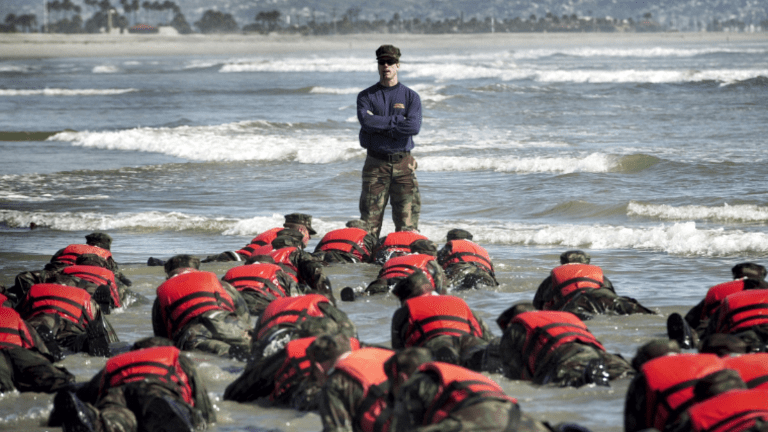 Special: 4 Ways to Get Through SEAL Training