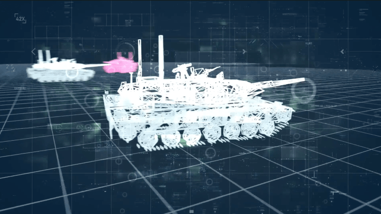 Scientists Designing AI to Identify Hidden & Unmapped Weapons On Battlefield