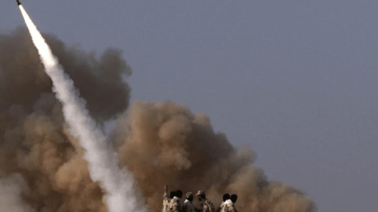 Iran Lobs Ballistic Missiles at Iraq and Syria