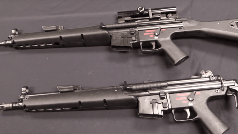 Gun Fail: This Assault Rifle Had the 'DNA' To Dominate (What Happened?)