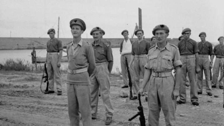 British Commandos Spent a Month Driving Across France, Killing Nazis