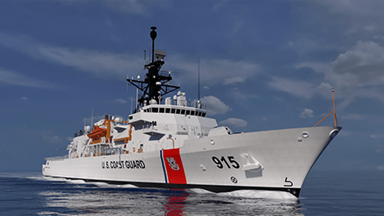 Video Special: Inside the New U.S. Coast Guard OffShore Patrol Cutter