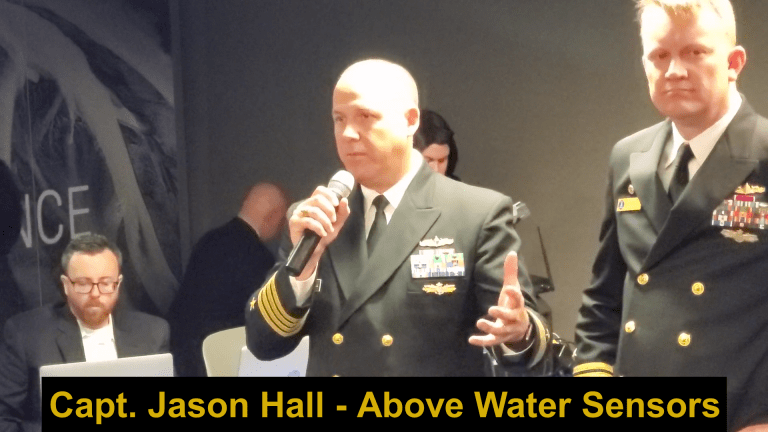 Video: Navy Expands, Networks New Radar Targeting Across Fleet