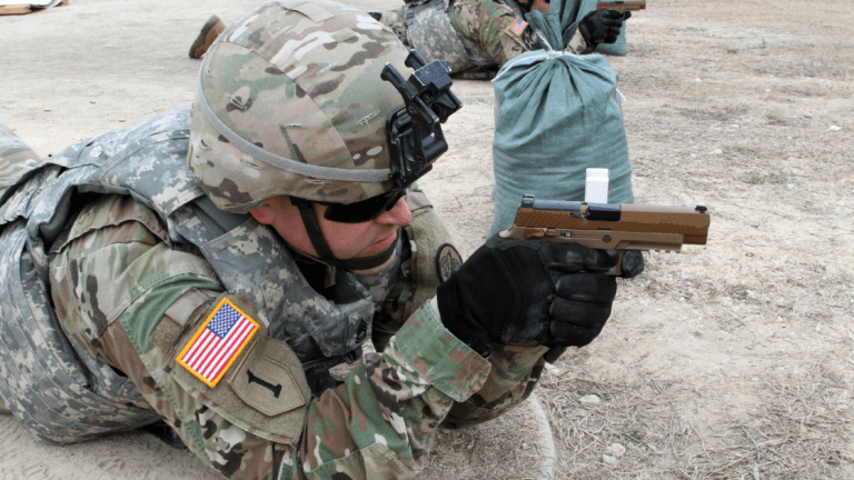 Does the Army's New Pistol Have Problems to Fix?