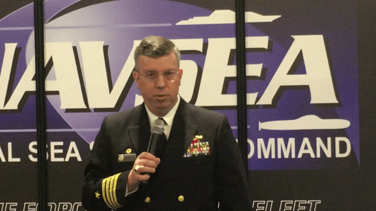 Watch Video HERE:  Navy Capt. & New Navy Attack Submarines