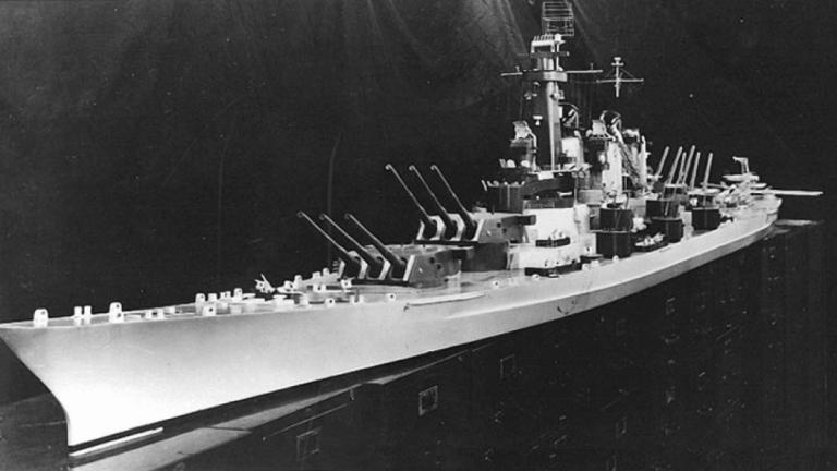 Nazi Germany's Battleship Bismarck vs. America's Montana Class