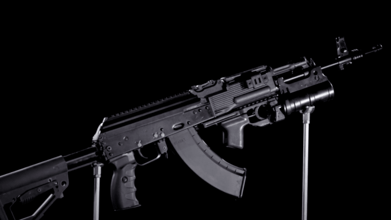 Russia Just Sold 750,00 AK-203 Rifles