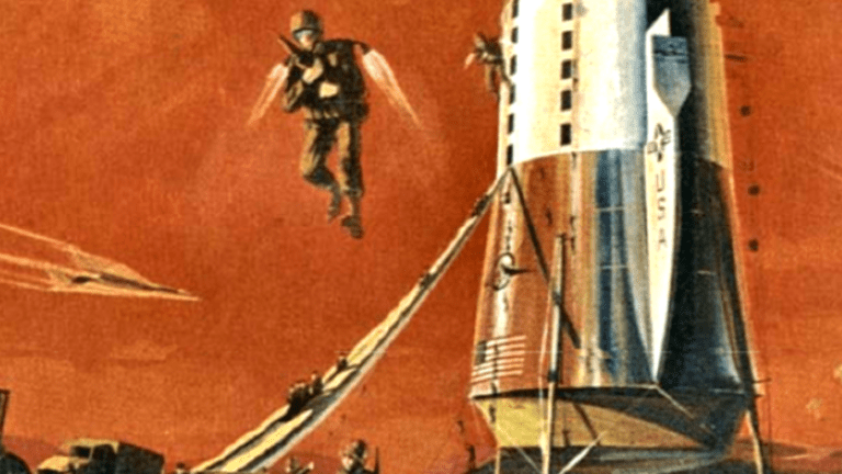 Cold War: Did the U.S. Military Want Space Marines With Jetpacks?