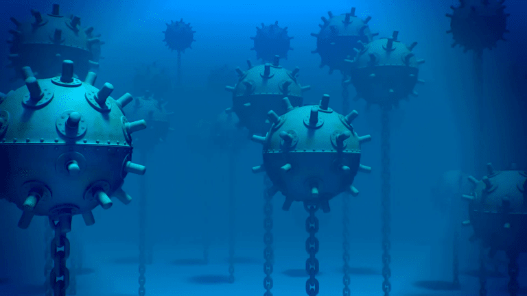 Navy Fast-Tracks Autonomous Under Sea Drones to Find and Explode Enemy Mines