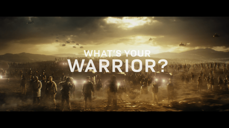 """Army Launches Massive New """"WHAT'S YOUR WARRIOR?"""" Ad Campaign"""