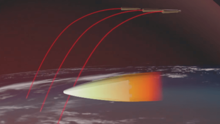 Russia's New Doomsday Weapons Can Beat U.S. Missile Defenses