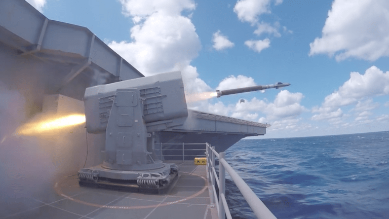 USS Ford Crew Destroys Drones & Aircraft During War Prep