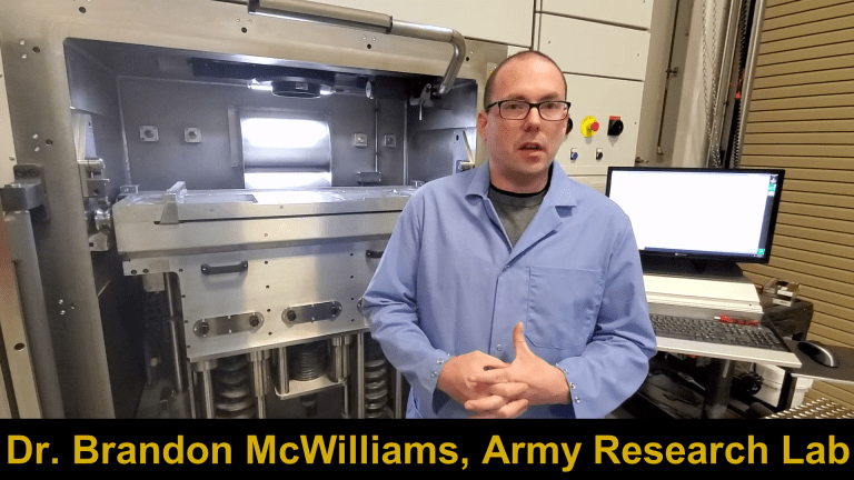 Video: Army Research Lab Scientists... Building New Explosives