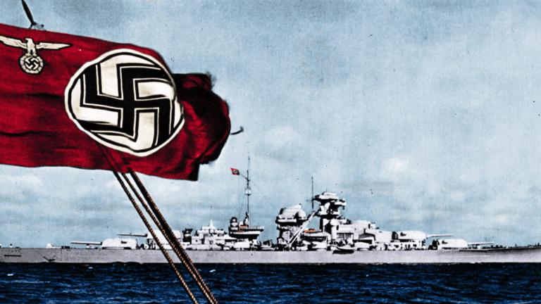 Hitler Wanted An Epic Battleship Fleet to Crush His Enemies