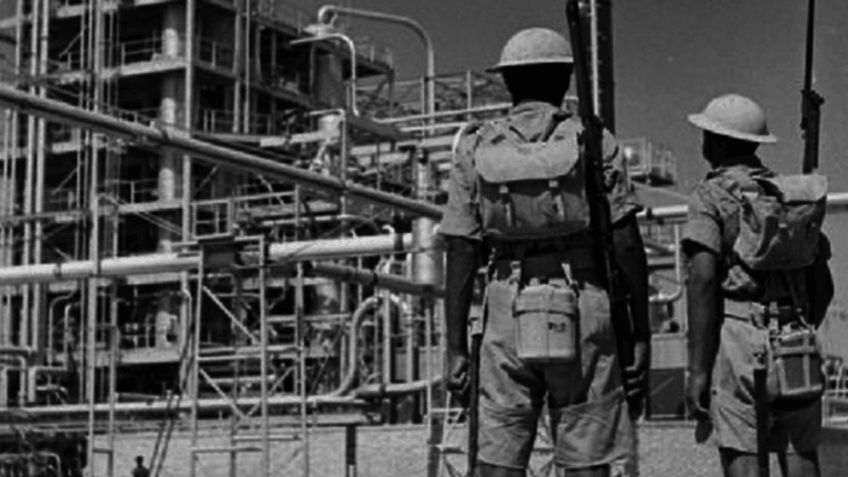 In 1941, British and Soviet Troops Invaded Iran