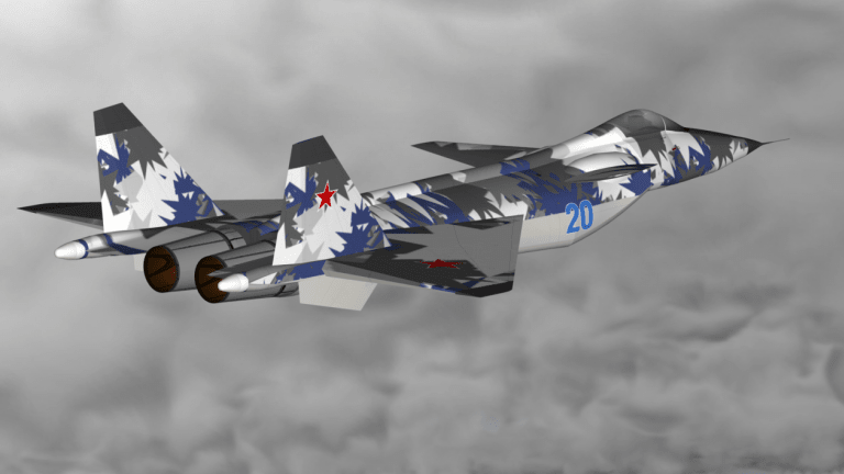 Meet the MiG 1.44 5th Generation Stealth Fighter