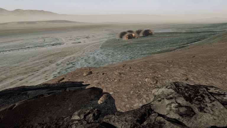 Preparing for Live Fire - Warrior Maven Video Report on Soldier Virtual Training