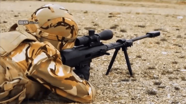Does Iran Have a Sniper Rifle That Can Kill from 1,600 Meters Away?