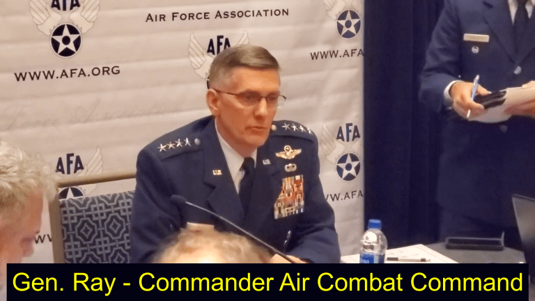 Video Report: Air Force 4-Star Praises New B61 mod 12 Nuclear Bomb Test