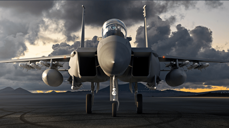 The New F-15EX Is Rolling Off The Line But Is It Stealthy?