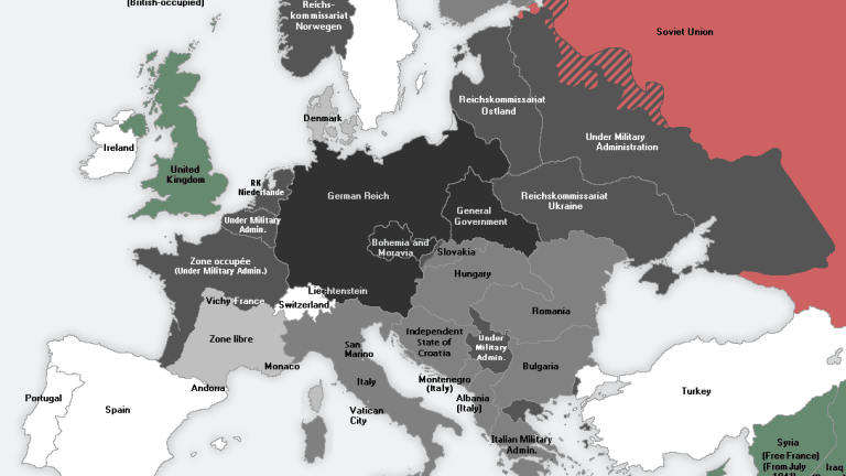 The World War II Front Where Tens of Millions Died