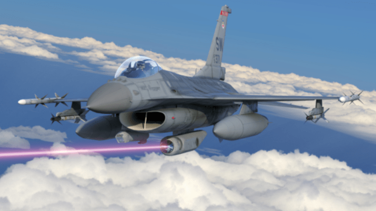 The U.S. Air Force Wants Lasers Firing From Jets, Drones & Into Outer Space