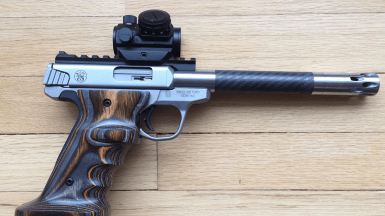 This is the Only Gun You Ever Need for Target Shooting