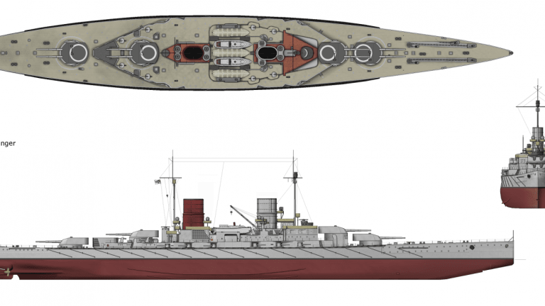 Why the Greatest Battleship Battle of All-Time Never Happened