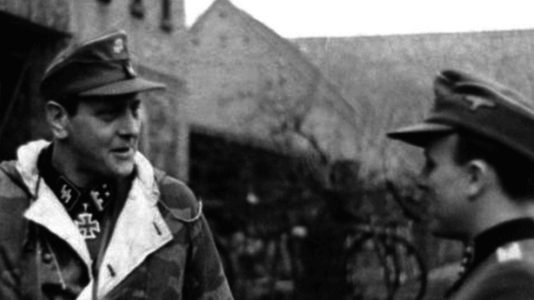 Nazi Commando Otto Skorzeny Continued His Life of Intrigue After the War