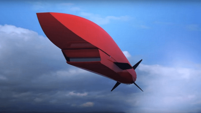 "Pentagon Develops Self-Guiding, ""Autonomous"" Hypersonic Weapons"