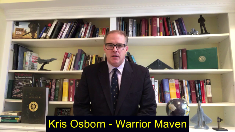 Warrior Maven Video Above: How Might Low-Yield Warheads Change Nuclear Attack?