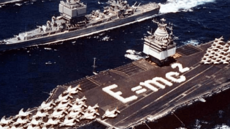 In 1971, the U.S. Navy Almost Fought the Soviets Over Bangladesh