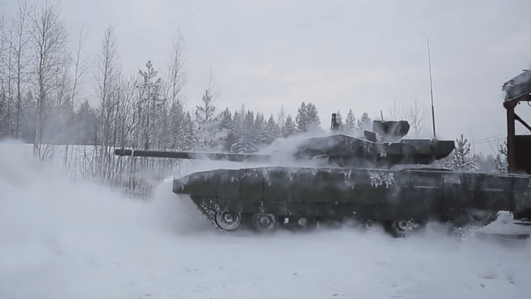 Can Russia's T-14 Armata Dominate the Battlefield?