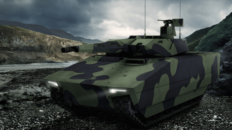 German & U.S. Industry Team to Build A New U.S. Army Armored Vehicle