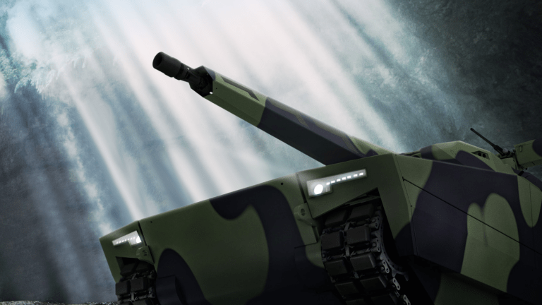"""Army Brings New """"Lethality"""" to its Bradley Replacement Armored Infantry Fighter"""