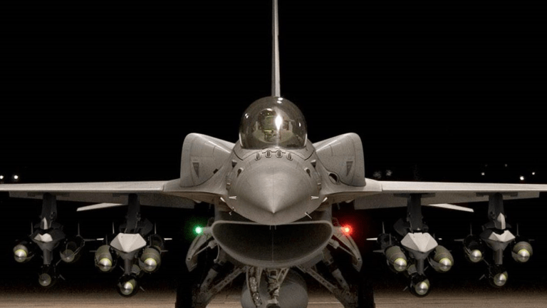 F-16s Fight Into 2040 with F-35 AESA Radar and Modernized Weapons